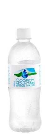 Cooroy Mountain Spring Water 600ml
